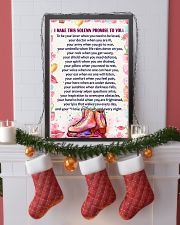 I Make this solemn promise to you - Skating 16x24 Poster lifestyle-holiday-poster-4