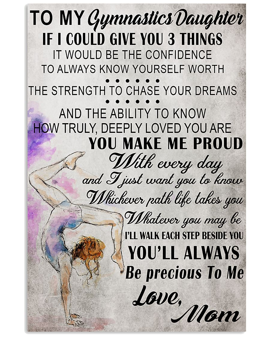 I COULD GIVE YOU gymnastics 11x17 Poster