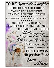 I COULD GIVE YOU gymnastics 11x17 Poster front