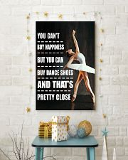 YOU BUY HAPPINESS DANCE 16x24 Poster lifestyle-holiday-poster-3