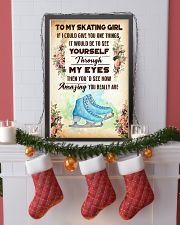 TO MY SKATING GIRL - YOU REALLY ARE 11x17 Poster lifestyle-holiday-poster-4
