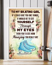 TO MY SKATING GIRL - YOU REALLY ARE 11x17 Poster lifestyle-poster-4