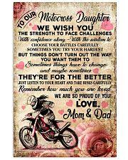 9 For The Better - Motocross 16x24 Poster front