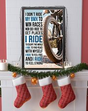 7- I DON'T RIDE MY BMX TO WIN RACES poster 11x17 Poster lifestyle-holiday-poster-4