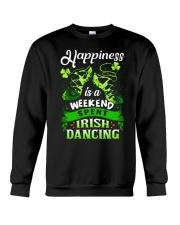 Happiness - Irish Dancing Crewneck Sweatshirt thumbnail