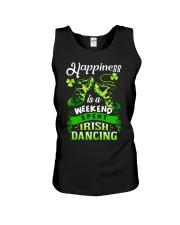 Happiness - Irish Dancing Unisex Tank thumbnail