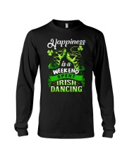 Happiness - Irish Dancing Long Sleeve Tee thumbnail