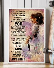 karate- TODAY IS A GOOD DAY POSTER 16x24 Poster lifestyle-poster-4