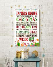 WE DO ELF - TROMBONE 11x17 Poster lifestyle-holiday-poster-3