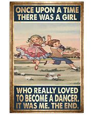 Ballet Dance - Once Upon A Time There Was A Girl  11x17 Poster front
