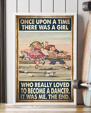 Ballet Dance - Once Upon A Time There Was A Girl  11x17 Poster lifestyle-poster-4