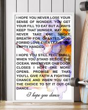 DANCE SONG POSTER 11x17 Poster lifestyle-poster-4