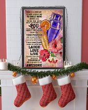 bartender- TODAY IS A GOOD DAY POSTER 16x24 Poster lifestyle-holiday-poster-4