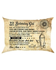 TO MY BARTENDING GIRL - RPILLOWCASE Rectangular Pillowcase back
