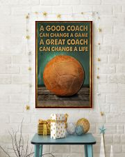 volleyball - a good coach poster - SR 11x17 Poster lifestyle-holiday-poster-3
