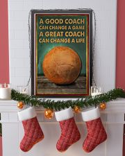 volleyball - a good coach poster - SR 11x17 Poster lifestyle-holiday-poster-4