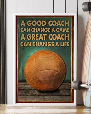 volleyball - a good coach poster - SR 11x17 Poster lifestyle-poster-4