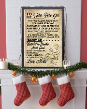 TO MY WATER POLO GIRL- MOM 16x24 Poster lifestyle-holiday-poster-4