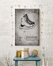 Skating shoes patent poster 11x17 Poster lifestyle-holiday-poster-3