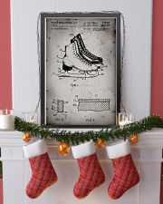Skating shoes patent poster 11x17 Poster lifestyle-holiday-poster-4