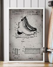Skating shoes patent poster 11x17 Poster lifestyle-poster-4