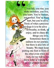 IRISH - YOU FALL YOU RISE POSTER 11x17 Poster front