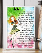 IRISH - YOU FALL YOU RISE POSTER 11x17 Poster lifestyle-poster-4