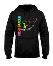 IRISH DANCE - LIVE LOVE Hooded Sweatshirt thumbnail