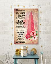 MONTESSORI- TODAY IS A GOOD DAY POSTER 16x24 Poster lifestyle-holiday-poster-3