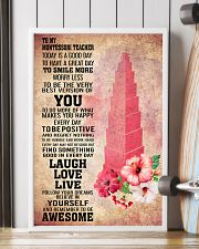 MONTESSORI- TODAY IS A GOOD DAY POSTER 16x24 Poster lifestyle-poster-4