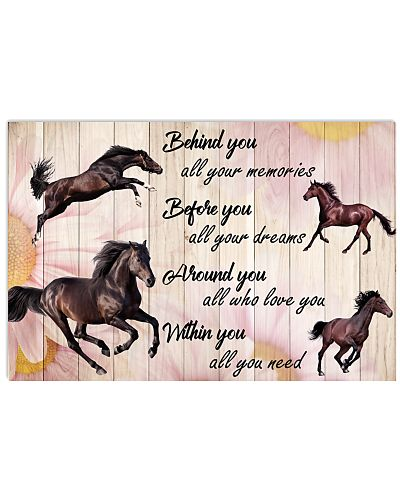 Horse - Behind You All Your Memories