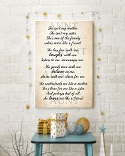 Laughs - Believes- Loves 11x17 Poster lifestyle-holiday-poster-3