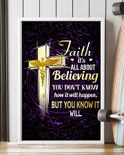 NURSE - FAITH IT'S ALL ABOUT BELIEVING 11x17 Poster lifestyle-poster-4