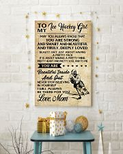 TO MY ICE HOCKEY POSTER 11x17 Poster lifestyle-holiday-poster-3