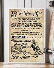 TO MY ICE HOCKEY POSTER 11x17 Poster lifestyle-poster-4