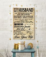 TO MY HUSBAND-YOUR WIFE 16x24 Poster lifestyle-holiday-poster-3