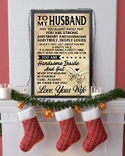 TO MY HUSBAND-YOUR WIFE 16x24 Poster lifestyle-holiday-poster-4
