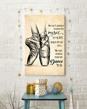dance- we can't always choose the music poster 11x17 Poster lifestyle-holiday-poster-3