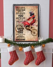 6-MOTOCROSS- TODAY IS A GOOD DAY POSTER KD 11x17 Poster lifestyle-holiday-poster-4