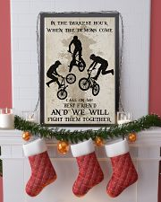 BMX Fight Them Together Poster 16x24 Poster lifestyle-holiday-poster-4