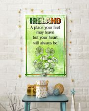 IRELAND- A PLACE YOUR FEET MAY LEAVE 11x17 Poster lifestyle-holiday-poster-3