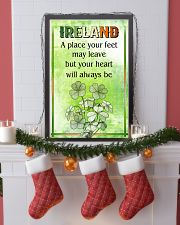 IRELAND- A PLACE YOUR FEET MAY LEAVE 11x17 Poster lifestyle-holiday-poster-4