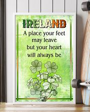 IRELAND- A PLACE YOUR FEET MAY LEAVE 11x17 Poster lifestyle-poster-4