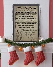 11-MY BOYFRIEND SOMETIMES- GIRLFRIEND 16x24 Poster lifestyle-holiday-poster-4