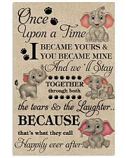 ELEPHANT - ONE UPON A TIME POSTER 16x24 Poster front