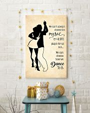 bachata- we can't always choose the music poster 11x17 Poster lifestyle-holiday-poster-3
