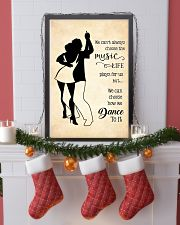 bachata- we can't always choose the music poster 11x17 Poster lifestyle-holiday-poster-4