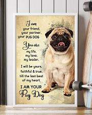 Pug Dog - Your Friend Poster SKY 11x17 Poster lifestyle-poster-4