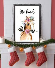 HORSE BE KIND POSTER 11x17 Poster lifestyle-holiday-poster-4