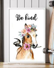 HORSE BE KIND POSTER 11x17 Poster lifestyle-poster-4